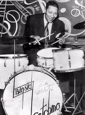 Jd Drum School S Drum Photo Gallery Big Sid Catlett