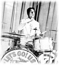 Buddy Rich Gene Krupa Mel