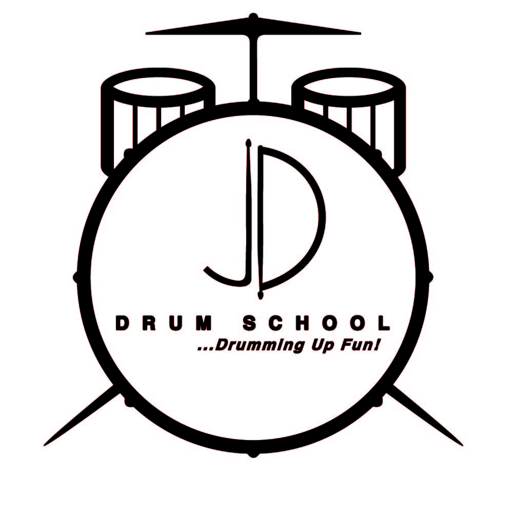 JD Drum School Logo