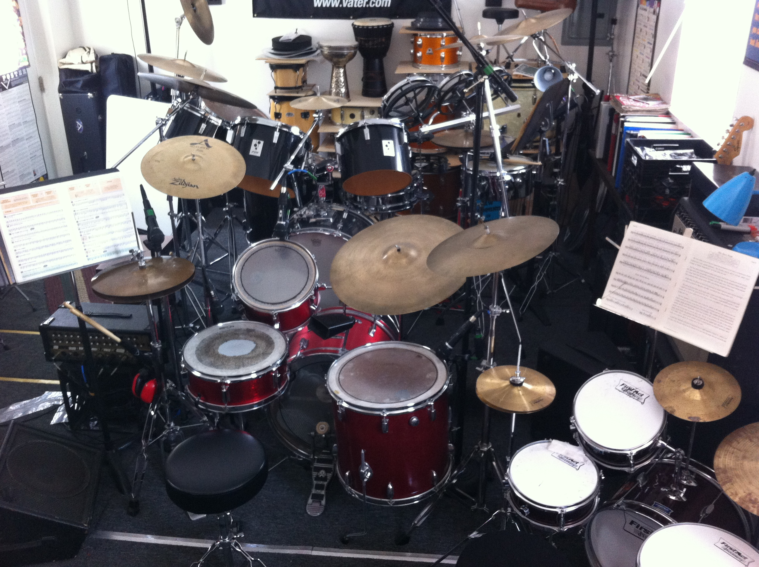 JD Drum School: Drum lessons by Jeremy JD Sheehan for